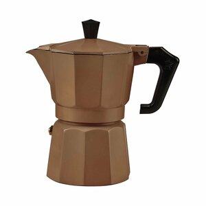 Kaffeebereiter 3 Tassen braun