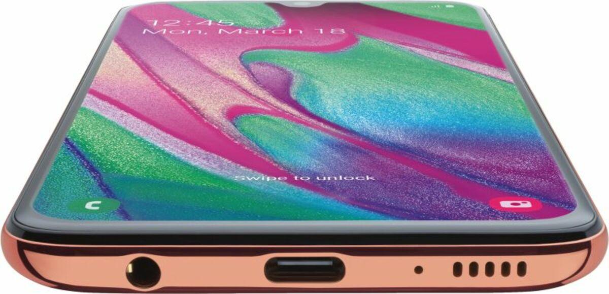 Bild 4 von Samsung Galaxy A40 Dual SIM A405F 64GB