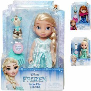 Die Eiskönigin - Frozen Puppe - ca. 15 cm - 1 Stück