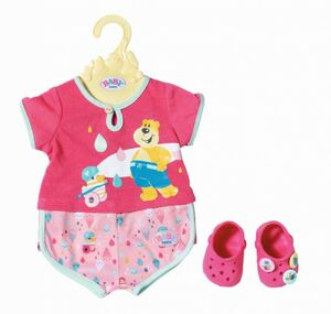 BABY born® Bath - Pyjama & Clogs