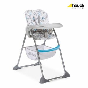 Hauck Hochstuhl - Sit n Fold - Circles blue