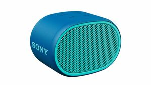 Sony Bluetooth Lautsprecher SRS-XB01 Blau