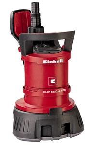 Einhell Schmutzwasserpumpe GE-DP 5220 LL ECO, Leistung 520 Watt, Fördermenge max. 13500 l/h, 4170780