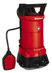 Einhell Schmutzwasserpumpe GE-DP 6935 ECO, Leistung 690 Watt, Fördermenge max. 17500 l/h, 4170720