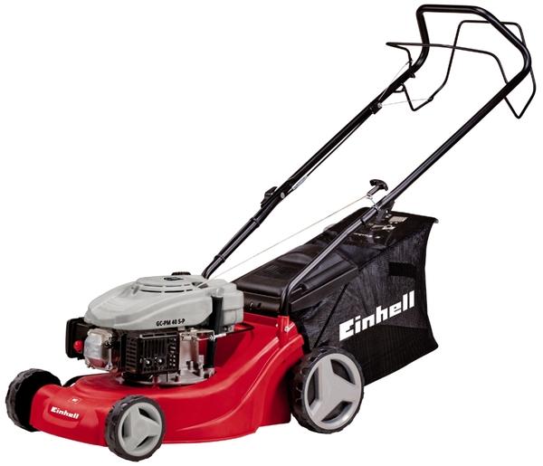Einhell Benzin-Rasenmäher GC-PM 40 S-P, Leistung 1,2 kW, Hubraum 99 cm³, Schnittbreite 40 cm, 3404780