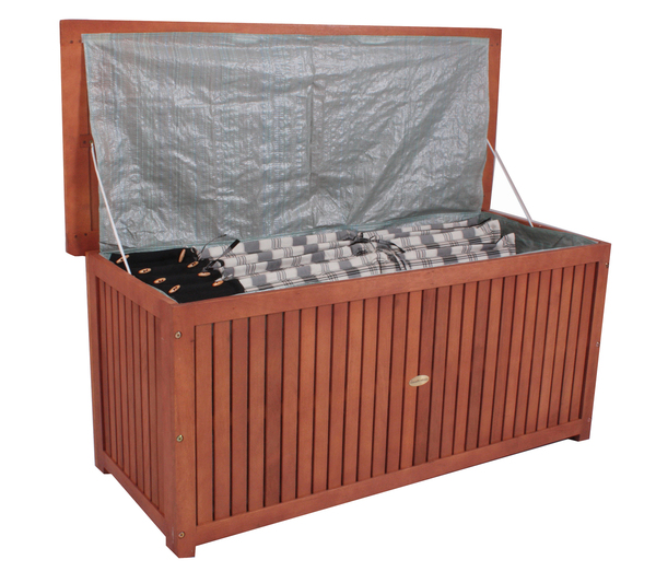 Relativ Garden Pleasure Auflagenbox Garten Box Truhe Auflagen Kissenbox EK27