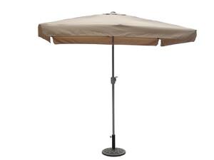 Merxx Sonnenschirm Ampelschirm Gartenschirm Marktschirm Schirm Garten 120x190 cm beige; 29056-311