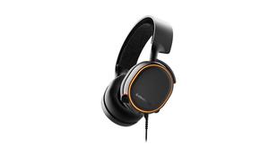 SteelSeries Arctis 5 2019 Edition schwarz - Headset - 7.1 22 KHz, Lautstärker