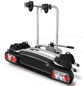 Fahrradträger WINNY 2 Räder Heckträger AHK mit Quick-Lock Fahrradheckträger abschließbar