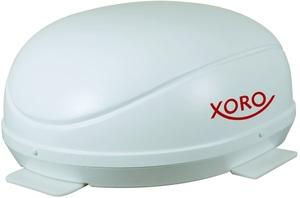 XORO Vollautomatische Satelliten-Antenne 47cm MBA36, Farbe: Weiß