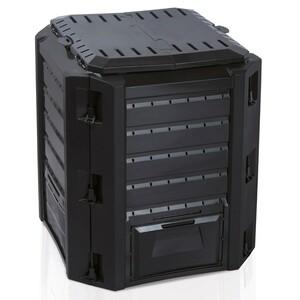 Komposter Compogreen 380 Liter aus Kunststoff mit Stecksystem