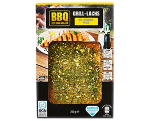 BBQ Grill-Lachs*
