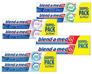 blend-a-med Zahncreme Rundumschutz