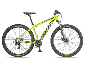 Scott Aspect 960 2019   21 Zoll   yellow/black/grey