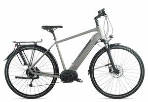 Kalkhoff Endeavour E-Pro 8 Herren 2019   58 cm   grey matt