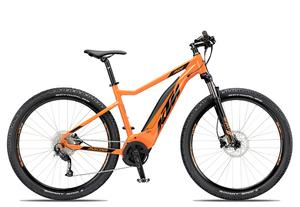 KTM MACINA RIDE 291 2019 | 21 Zoll | orange/black