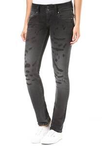 PEPE JEANS Vera - Jeans für Damen - Schwarz