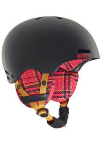 ANON Rime Snowboard Helm - Schwarz