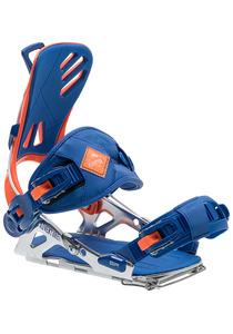 SP Multientry Split Snowboard Bindung - Blau