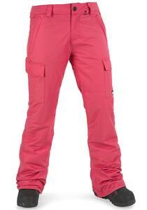Volcom Cascade Ins - Snowboardhose für Damen - Pink