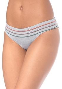 RVCA Pipeline Medium - Bikini Hose für Damen - Grau
