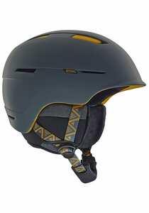 ANON Invert - Snowboard Helm für Herren - Grau