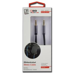 AUX Kabel und Klinkenstecker