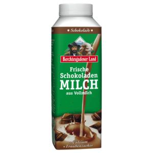 Bergbauern Frische Schokoladen-Milch 400g