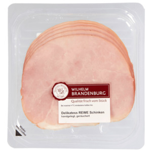 Wilhelm Brandenburg Delikatess REWE Schinken 100g