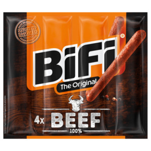 BiFi The Original Beef 4 Stück