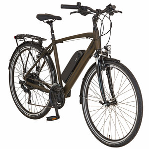 "Prophete              Trekking E-Bike Herren ""Entdecker"" e9.6, 28"""
