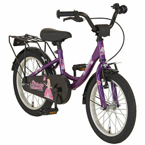 "Prophete              Kids Bike ""Princess Anabell"", 16"""