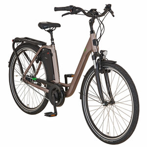 "Prophete              City E-Bike ""Geniesser"" e9.7, 28"""