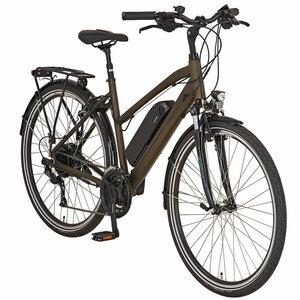 "Prophete              Trekking E-Bike Damen ""Entdecker"" e9.6, 28"""