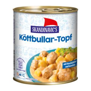 SKANDINAVIC'S     Köttbullar-Topf
