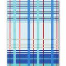 Bild 2 von Microfaser-Kuscheldecke - blau-rot - 140x190 cm - 1015202100
