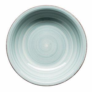 Suppenteller BEL TEMPO - blau - Ø 21,5 cm