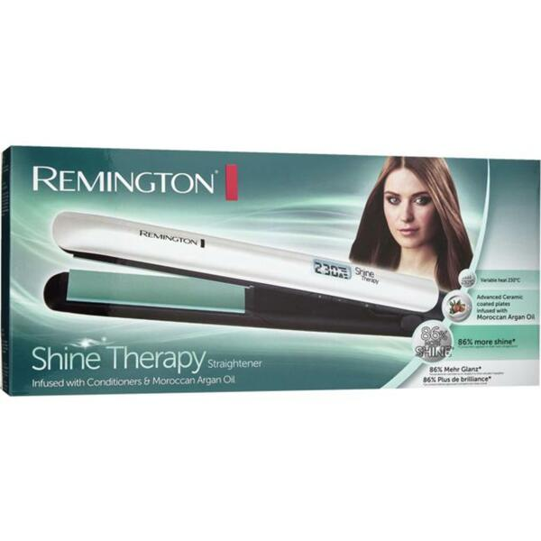 Remington Shine Therapy Glätter