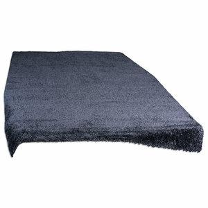homara Teppich SAIBAI FRISE SUPER SOFT - grau - 160x230 cm