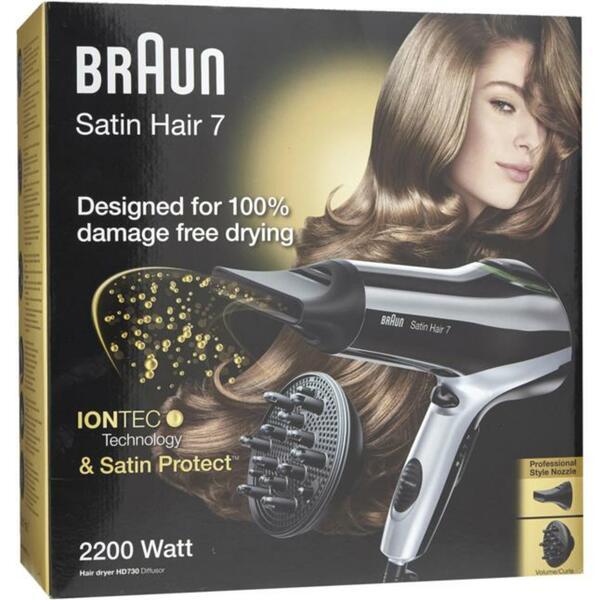 Braun Satin Hair 7 Haartrockner HD730