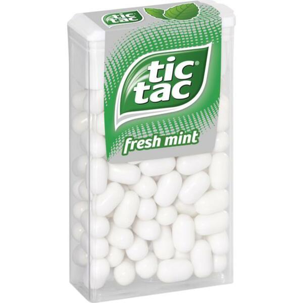 tic tac fresh mint 2.02 EUR/100 g