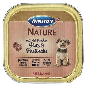 Winston Nature Pute & Pastinake 0.33 EUR/100 g