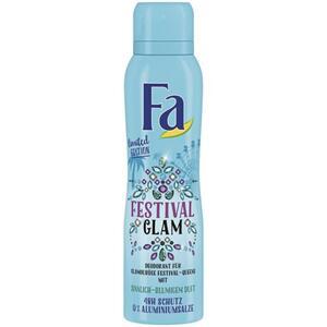 Fa Deodorant Spray Festival Glam 0.90 EUR/100 ml