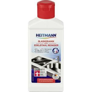 Heitmann Glaskeramik- und Edelstahl-Reiniger 0.80 EUR/100 ml
