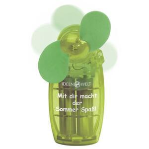 IDEENWELT Mini-Ventilator grün