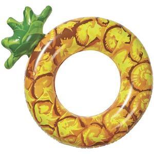IDEENWELT Schwimmring Ananas