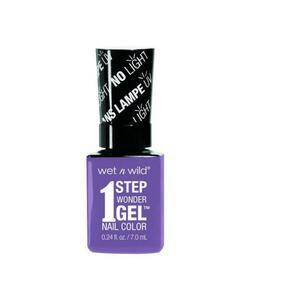 wet n wild 1 Step Wonder Gel Nail Color Lavender Out Loud