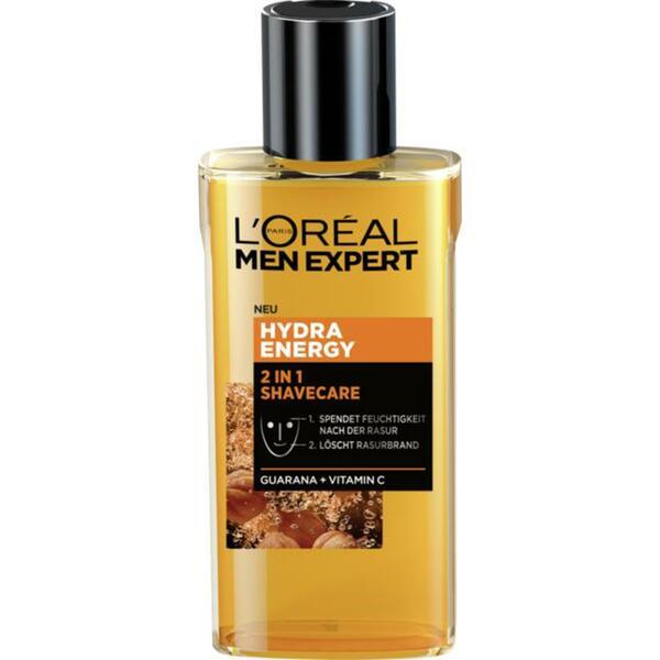 L'Oréal Paris men expert Hydra Energy 2 in 1 Shavecare 6.36 EUR/100 ml