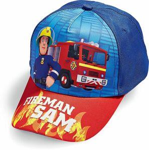 Kinder Cap - Feuerwehrmann Sam
