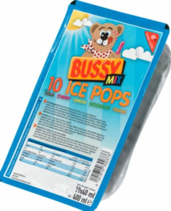 Bussy Mix 400ml